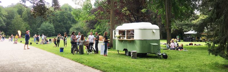 Stadt Moers – Musikalisches Picknick, die vierte: Rap-Musik und gute Laune