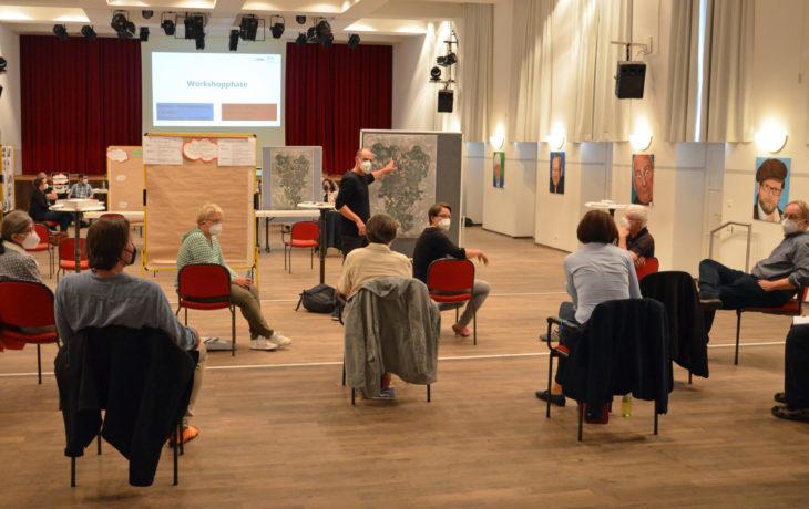Stadt Neukirchen-Vluyn – Stadtentwicklungskonzept bekommt viel Input