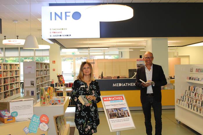 Stadt Kamp-Lintfort – Lesen? Stöbern? Surfen? Ab 8. August auch sonntags möglich