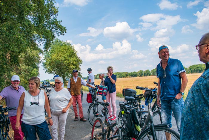 Stadt Rheinberg – Ossenberg – Fahrradtour mit dem Heimatverein Herrlichkeit Ossenberg