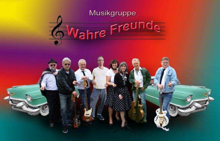 """Stadt Duisburg – Rheinhausen: Sonntagskonzert mit der Musikgruppe """"Wahre Freunde"""""""