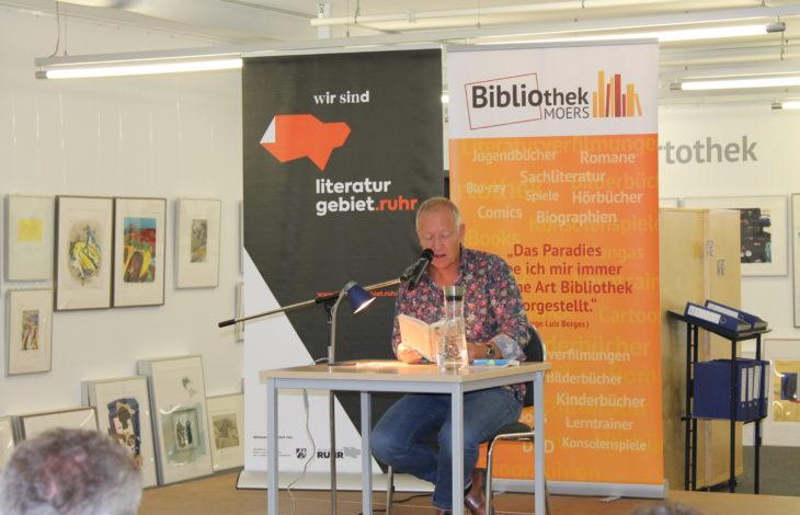 Stadt Moers – Literatour 100 war in Moers voller Erfolg
