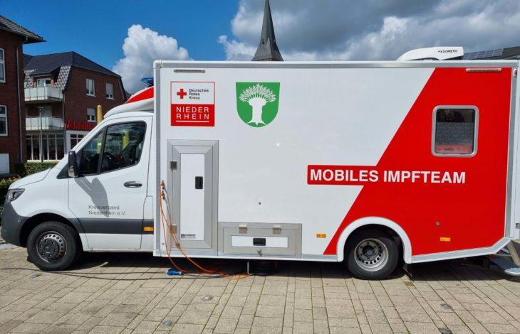 Stadt Moers – Bürgermeister Fleischhauer erfreut über zusätzliche Impfmöglichkeiten