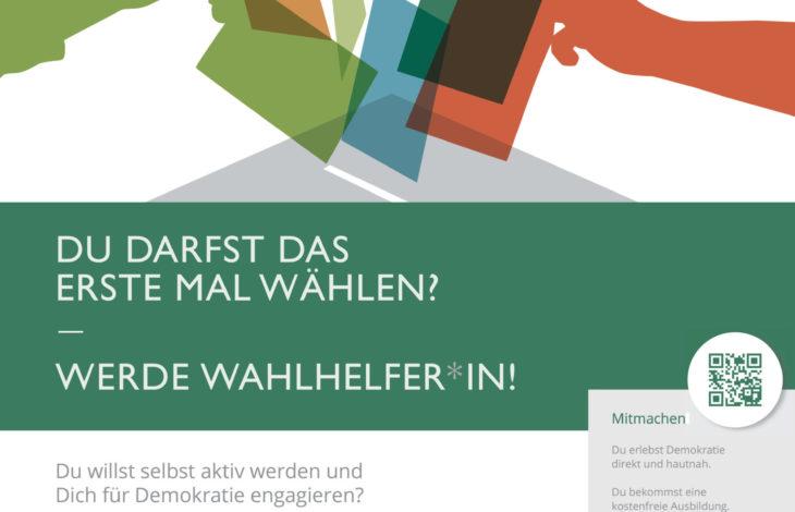 Stadt Moers – Wie geht Demokratie? Erstwahlhelfer-Seminar im August