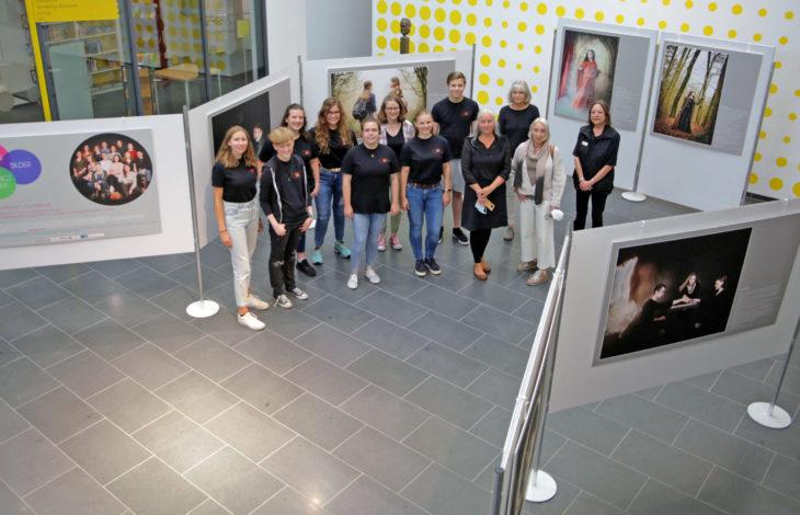 Stadt Moers – Moerser-Jugendbuch-Jury präsentiert sich doppelt und sehr persönlich
