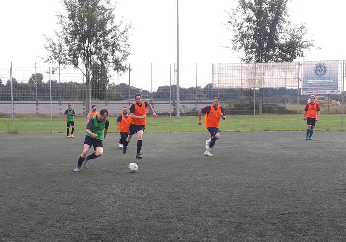 Stadt Moers – Caritas Kickers mit städtischer Unterstützung ausgezeichnet