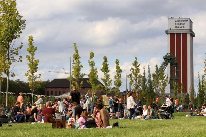 Stadt Kamp-Lintfort – Tag der offenen Tür im Schirrhof und Picknick im Park #2