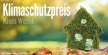 "Kreis Wesel – Kreis Wesel verleiht 2021 bereits zum dritten Mal den ""Klimaschutzpreis"""
